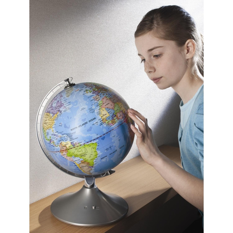 Glob pamantesc copii