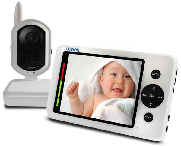 Videointerfoane bebe