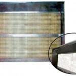 Perete absorbant cu filtre uscate