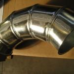 Tubulatura ventilatie tabla zincata