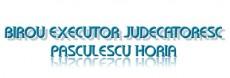 Birou Executor Judecatoresc Pasculescu Horia
