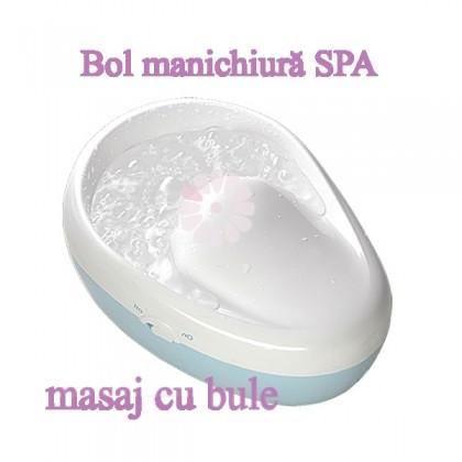 Bol Manichiura SPA cu masaj cu bule