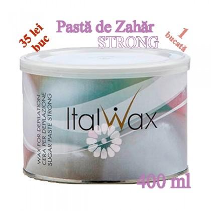 Pasta de Zahar STRONG la cutie 400ml - ItalWax