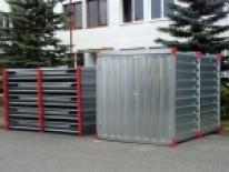 Containere pliabile