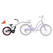 Bicicleta copilot copii
