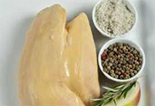 Foie gras rata