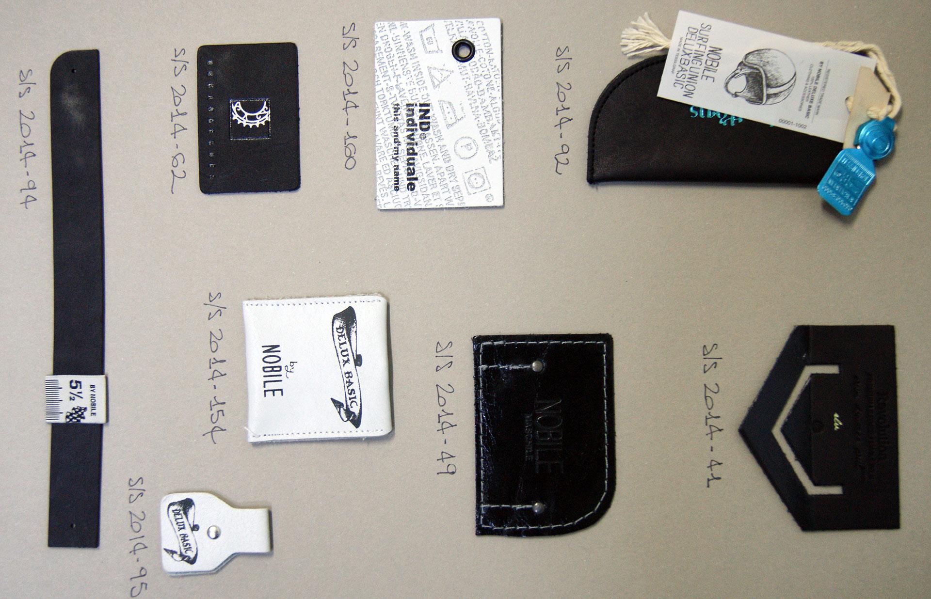 Etichete piele personalizate