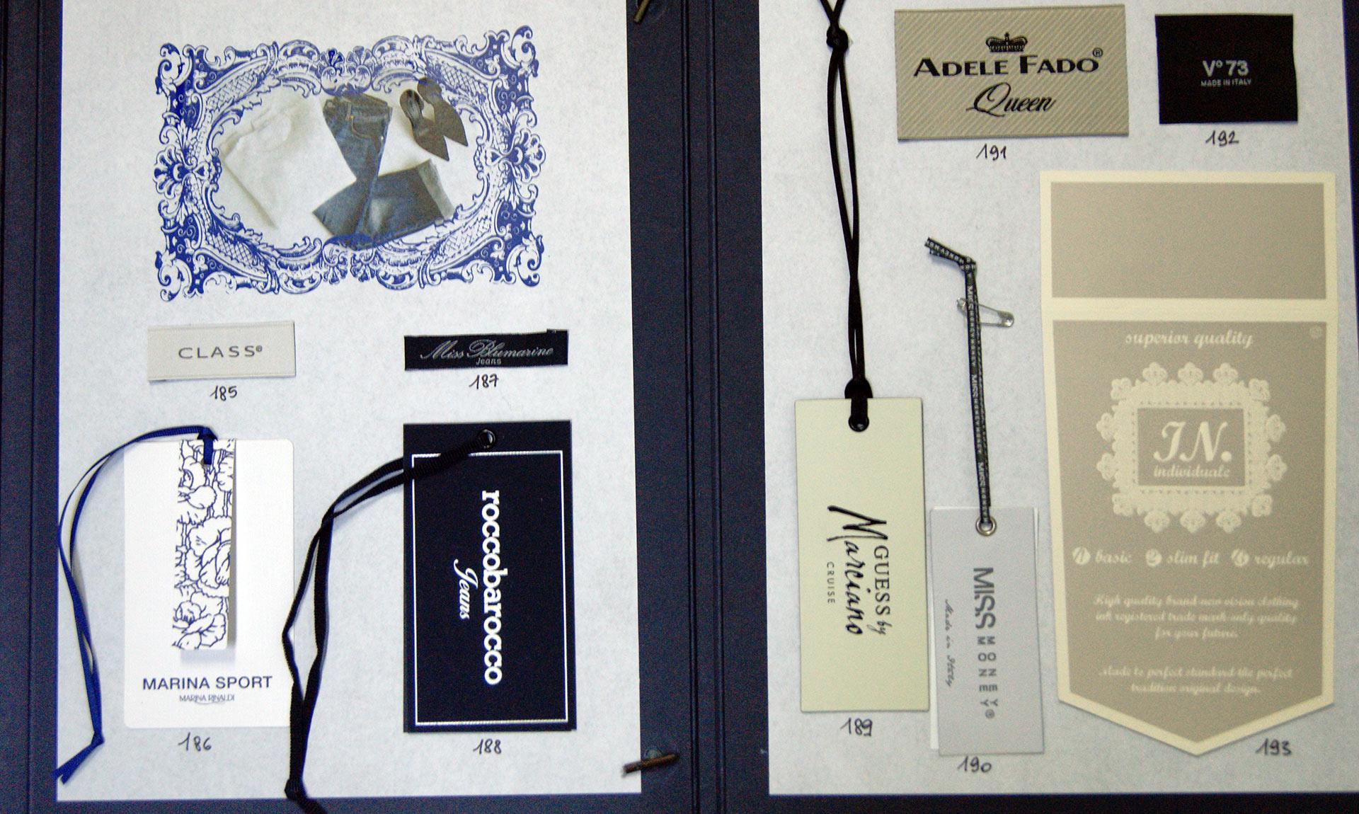 Etichete carton personalizate