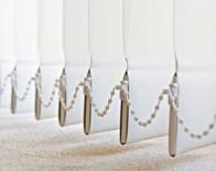 Jaluzele verticale interioare