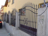Garduri fier forjat Brasov