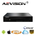NVR 8 Canale full 1080P AEVISION AE-N6000-8EL