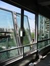 Sisteme Souchier realizate pe profile de aluminiu si geam termopan