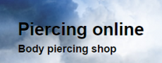 Magazin online piercinguri