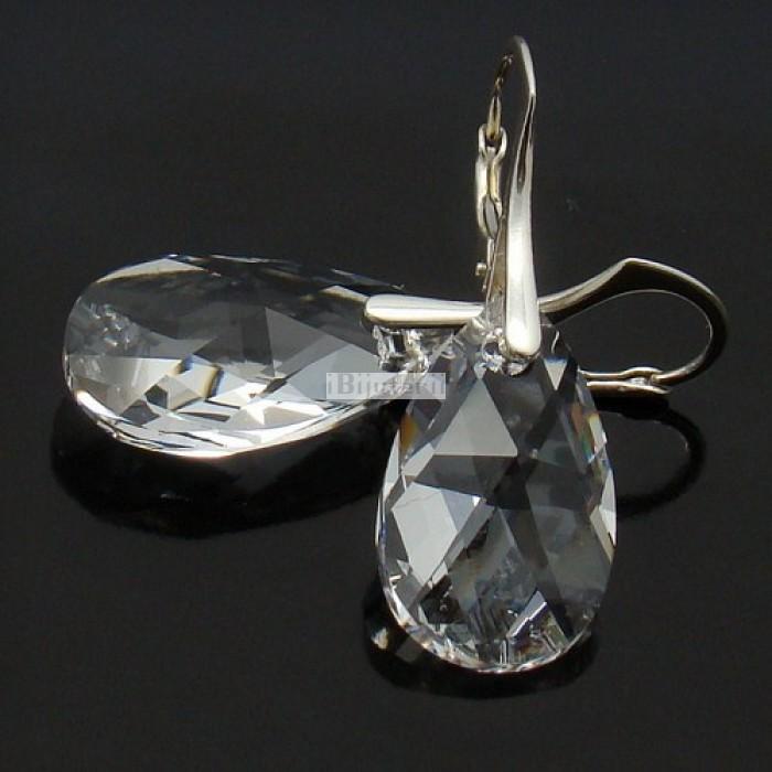 Cercei cu cristale Swarovski