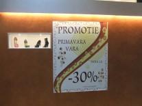 Bannere publicitare indoor