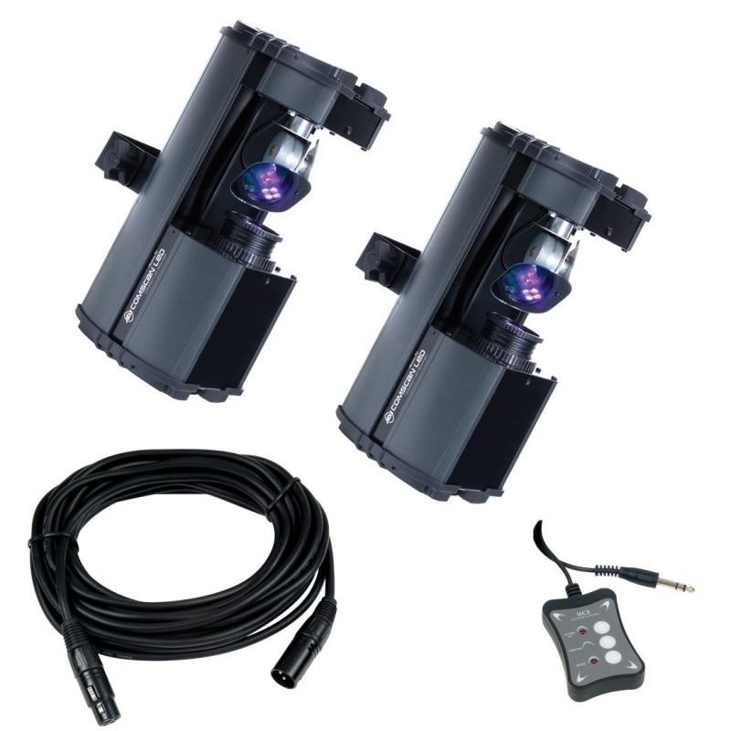 Scanner lumini
