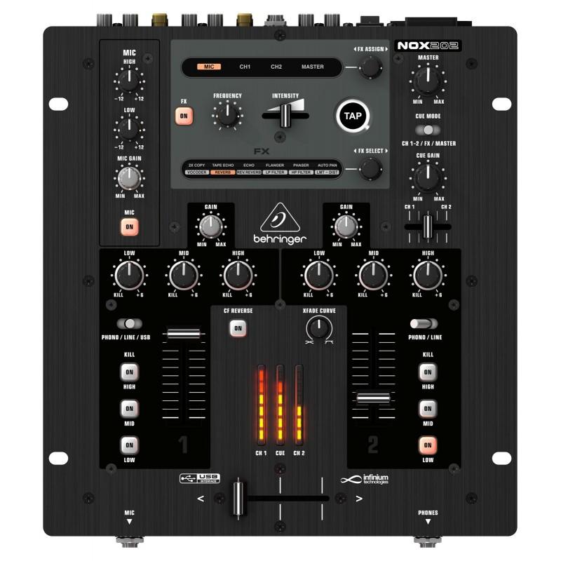 Mixere DJ