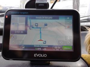Sistem navigatie Evolio