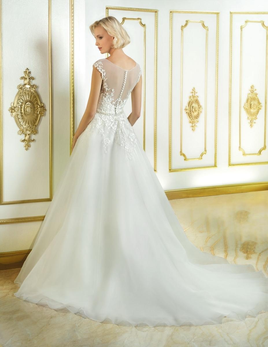 Rochie de mireasa Cosmobella 7705