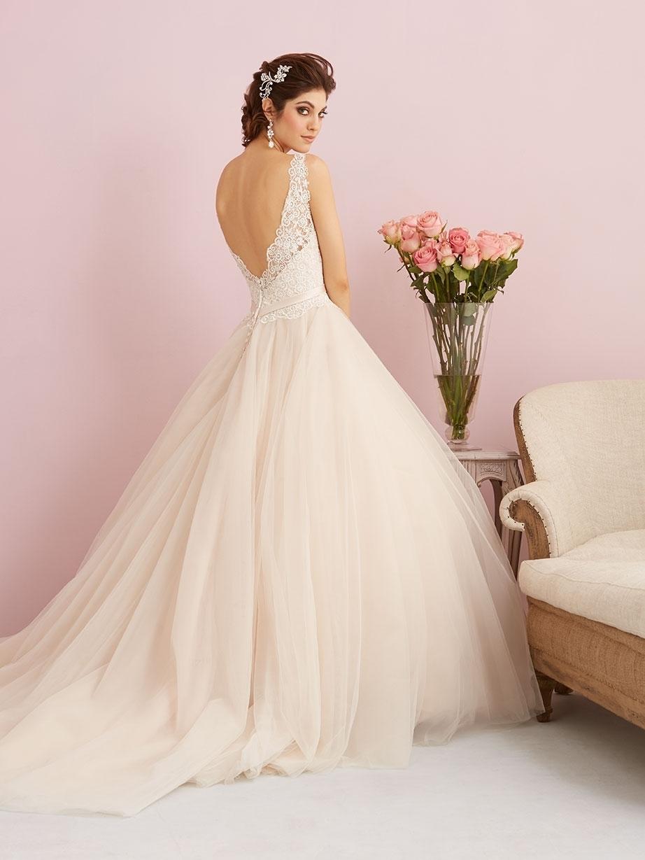 Rochie de mireasa Allure Bridals 2750