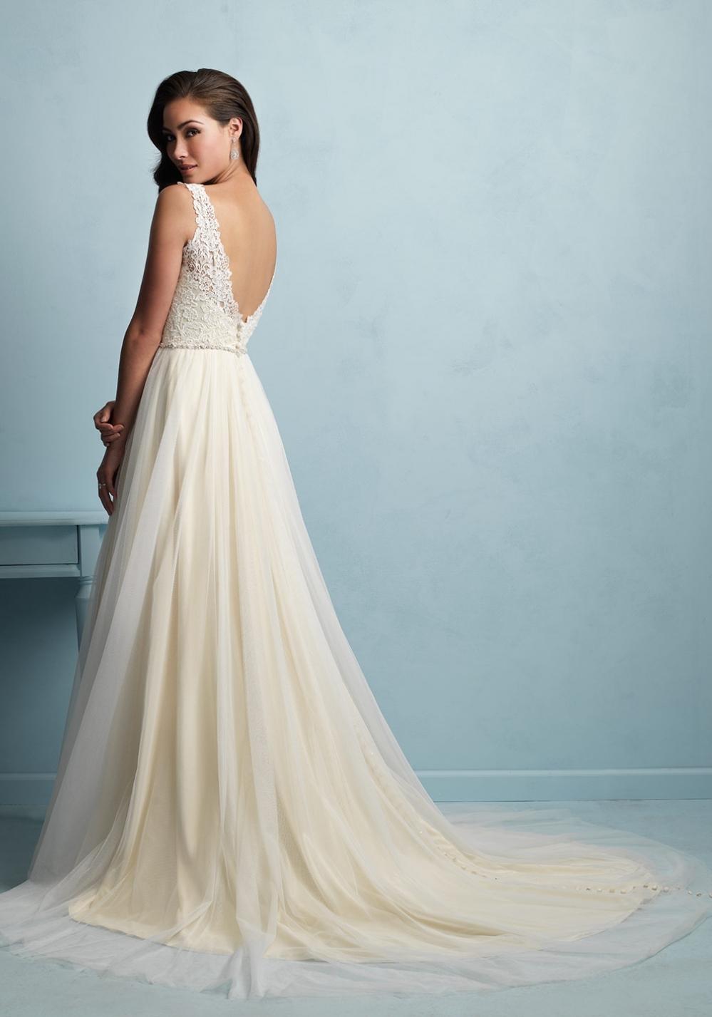 Rochie de mireasa Allure Bridals 9205