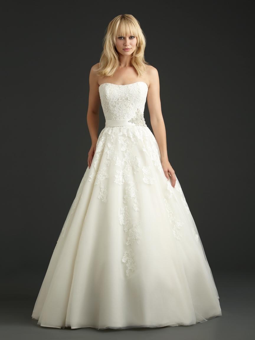 Rochie de mireasa Allure Bridals P969