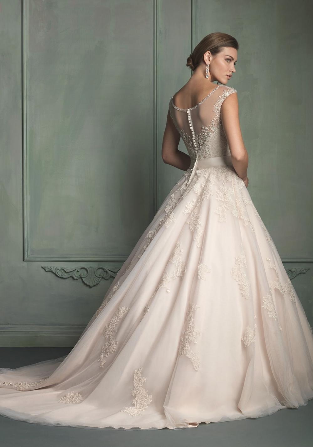Rochie de mireasa Allure Bridals 9114