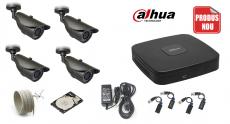 Sisteme supraveghere video interior