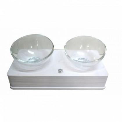SET CASTROANE GLASS ALB 400.00 ml