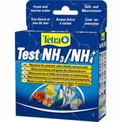 Teste apa acvariu Tetra Test NH3/NH4+