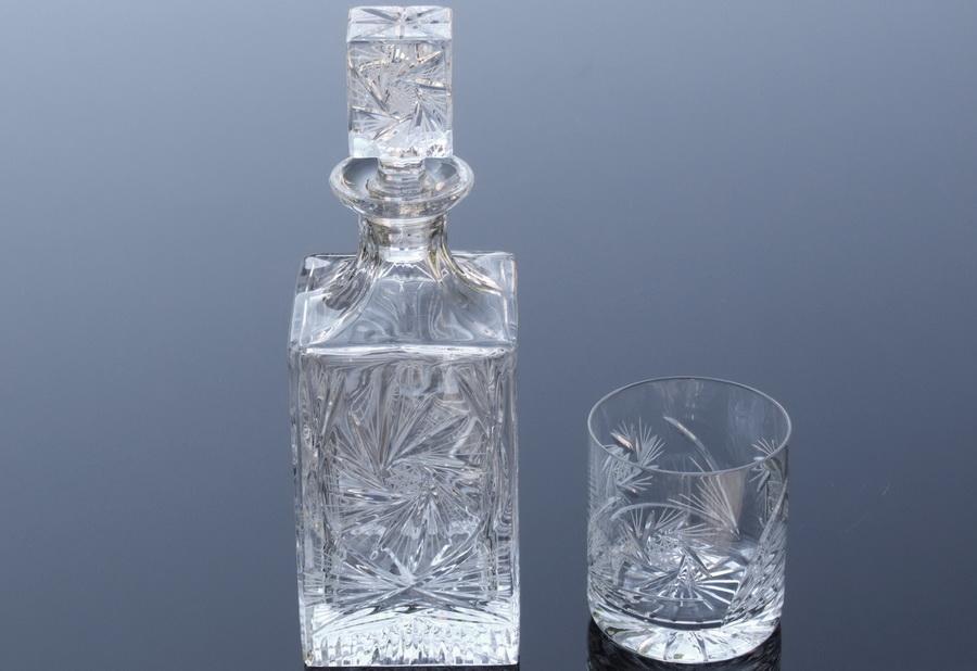 Set pahare cristal