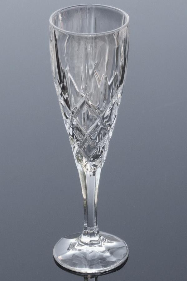 Pahare sampanie cristal