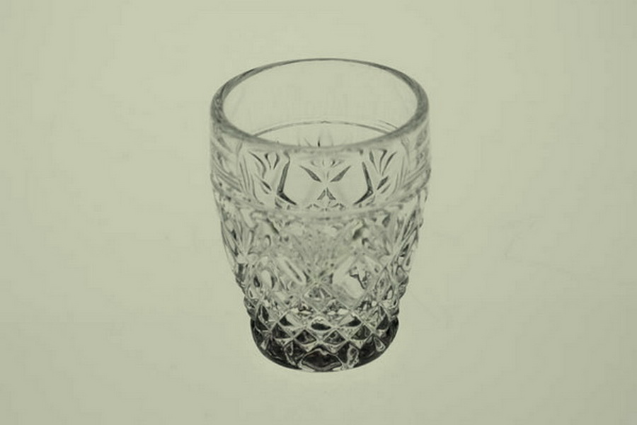 Pahare cristal tuica