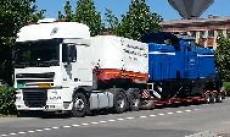 Firma transport marfa