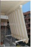 Copertine retractabile balcon