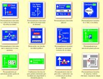 Indicatoare rutiere de orientare