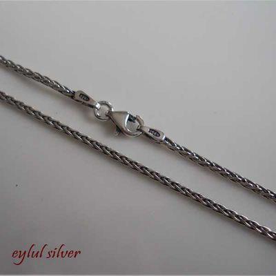 Lantisoare argint
