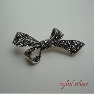 Brose argint