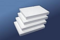Placa fibra ceramica