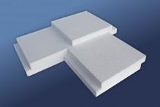 Placa fibra solubila