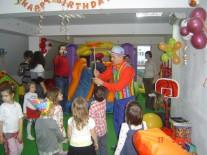 Petreceri copii Bucuresti