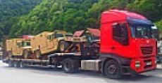 Transport marfuri speciale