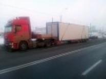 Transport agabaritic national