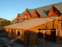 Case structura de lemn