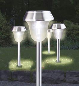 Lampi solare gradina