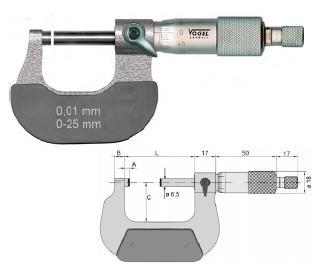 Micrometru
