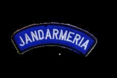 Broderii jandarmerie