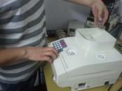 Service echipamente bancare