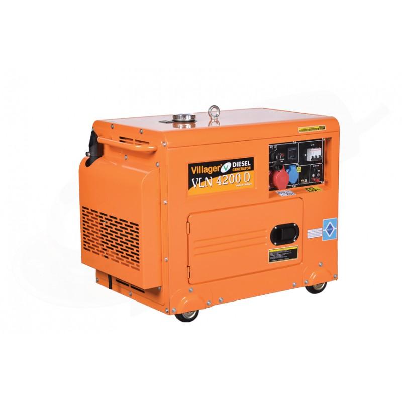 Generator curent diesel