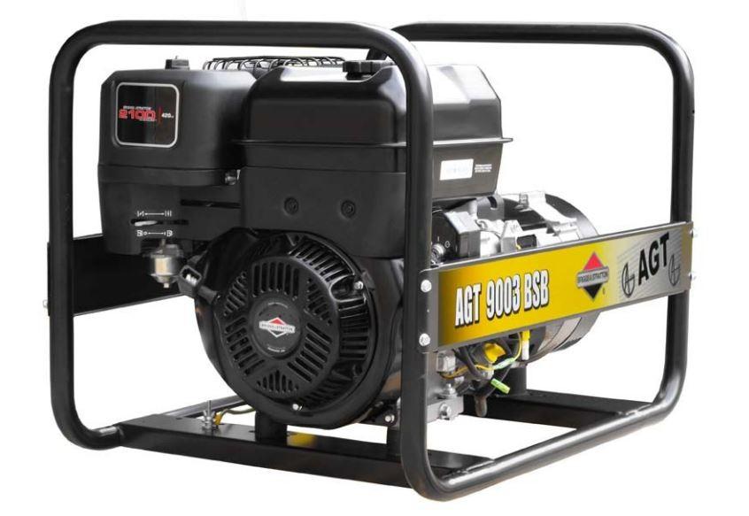 Generator electric pret